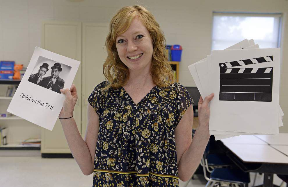 Baton Rouge children get into film making at summer school, send video to children in Cuba _lowres