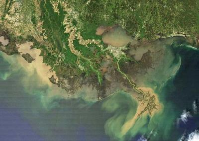 River diversions, river flooding and seafloor erosion: The week's coastal roundup