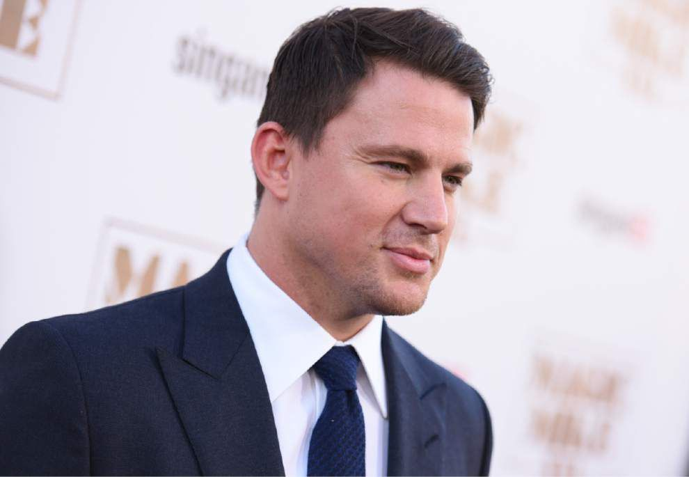Video report: Channing Tatum is looking for THE GUY to teach him how to speak like Cajun X-Men character Gambit _lowres
