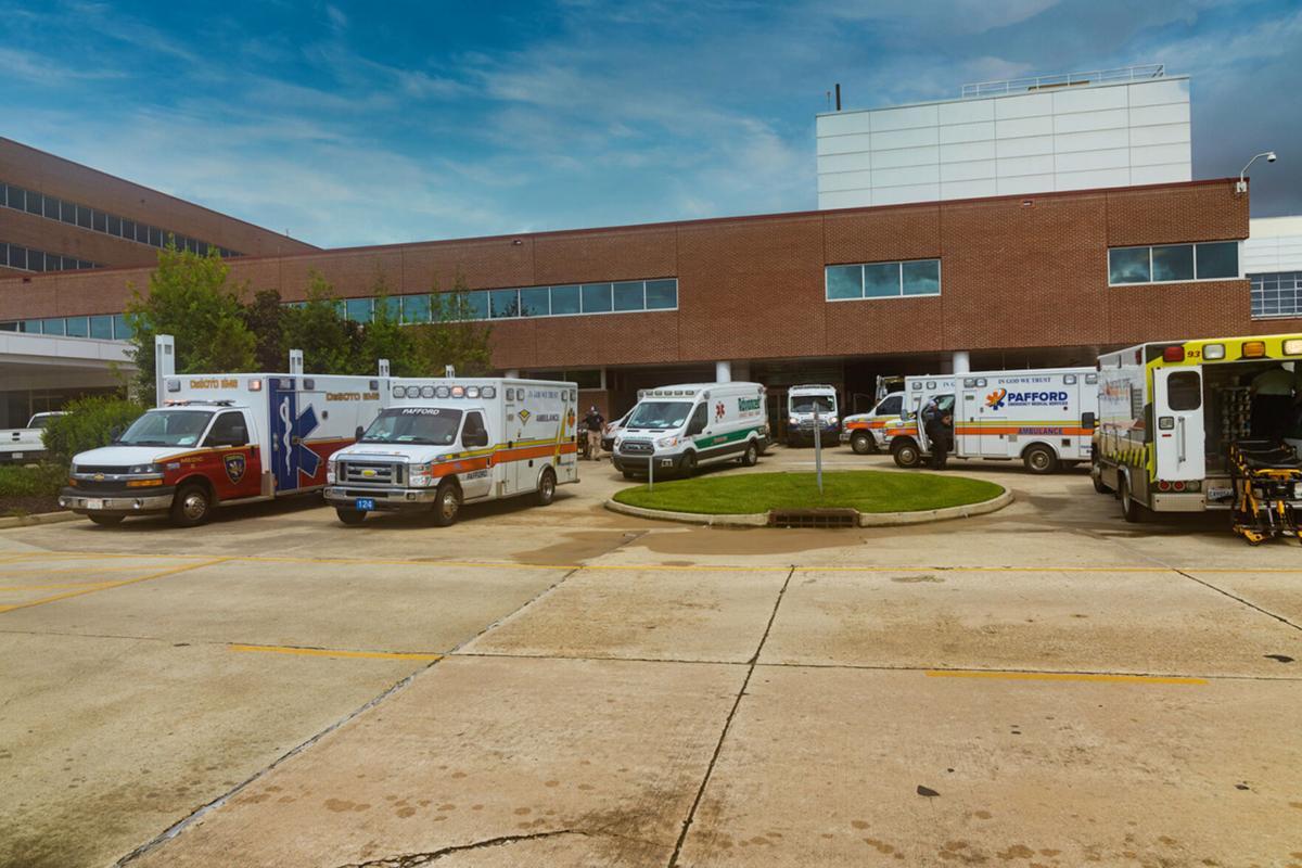 Lake Charles Memorial Patients Arrive at North Oaks Medical Center.jpeg