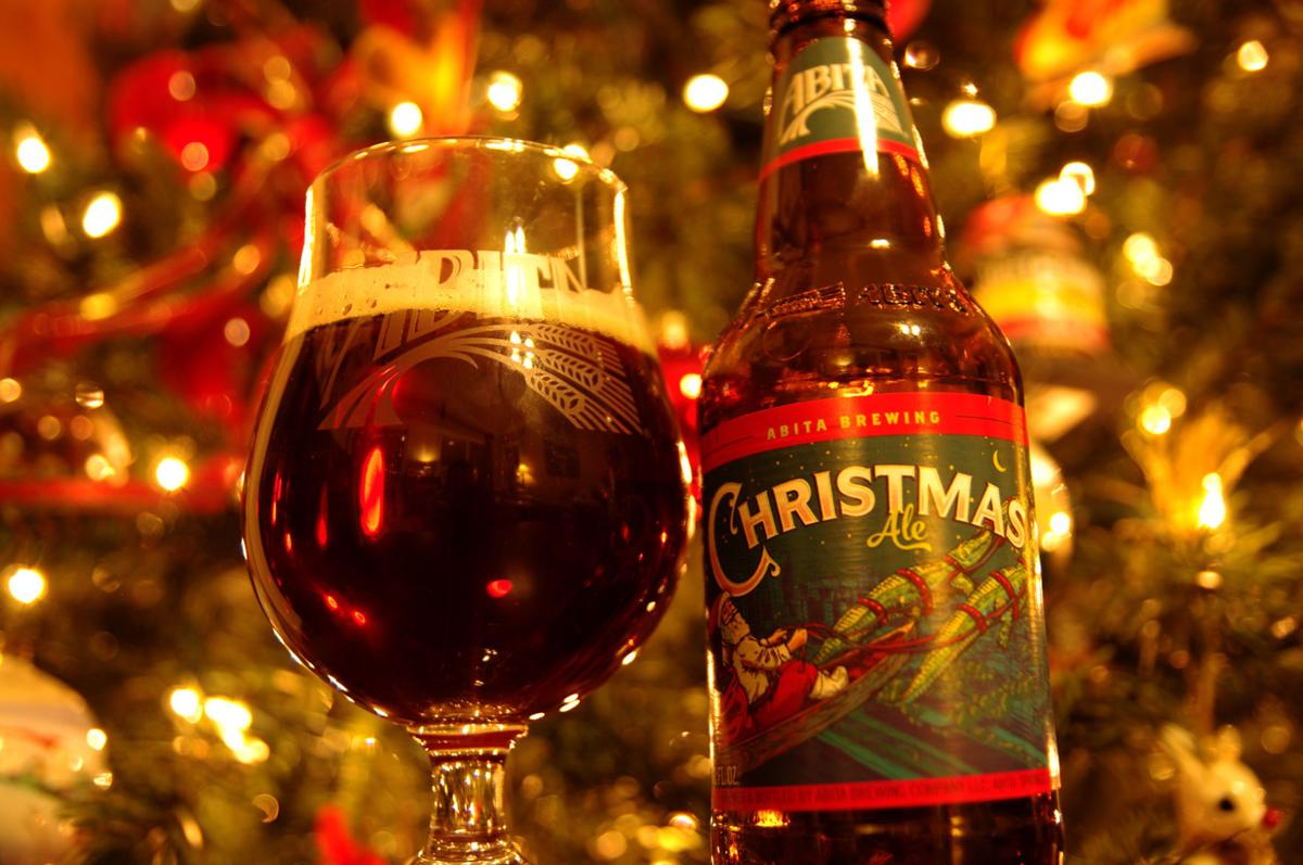 Christmas beer still 1 for Red