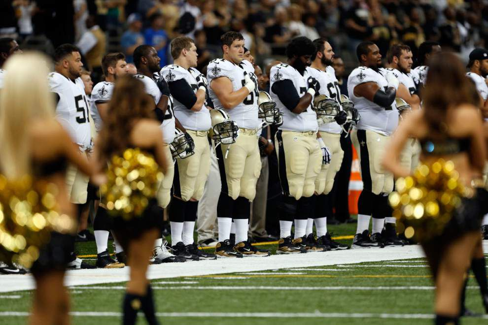 A chart of the Saints' 53-man roster _lowres