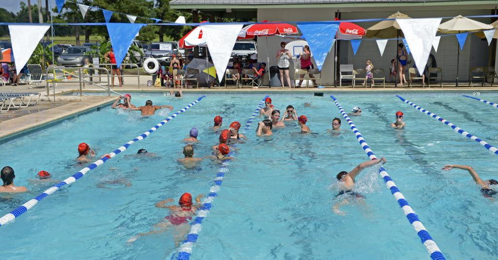 TIGER Kids swim meet