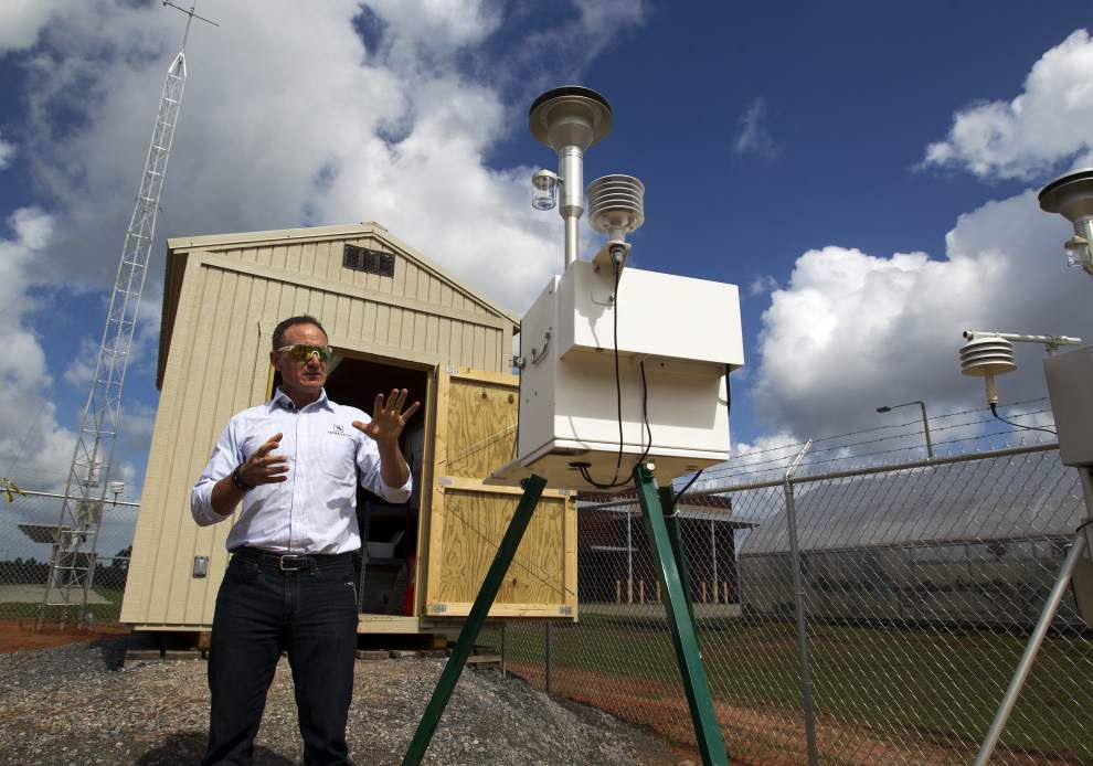 Helis doing only permitted work at drill site, Tammany officials say after inspection _lowres