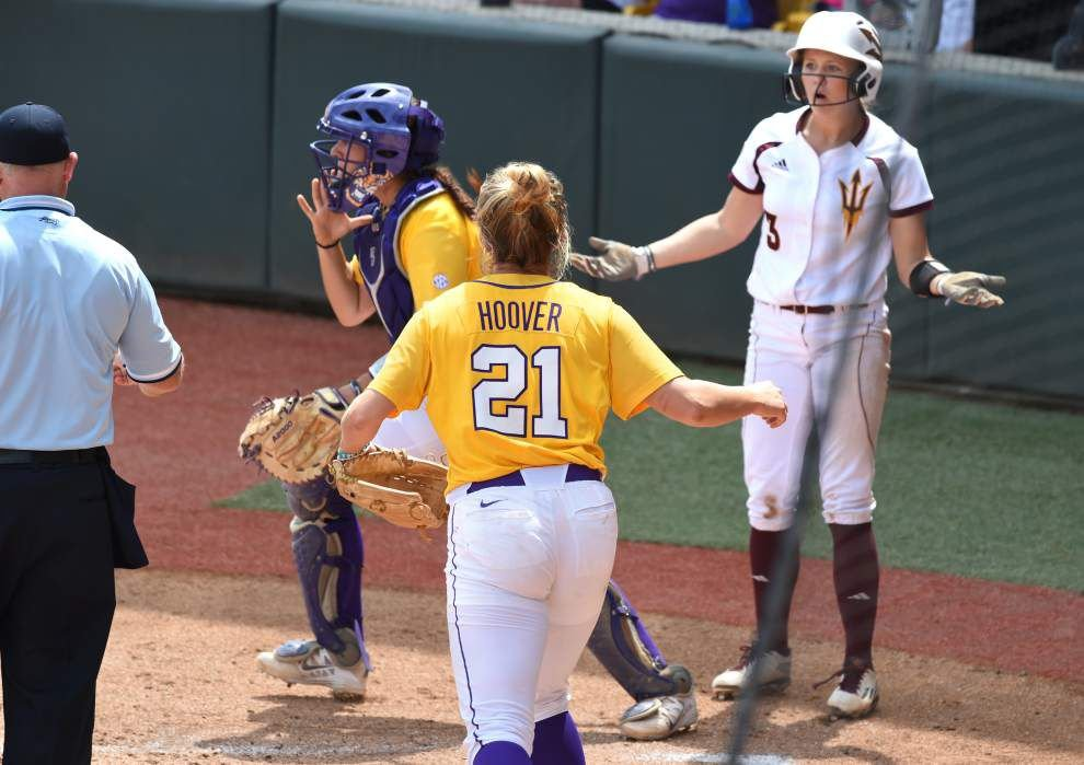 LSU softball notebook: Road tripping it to the super regionals? The Tigers have been there and done that _lowres