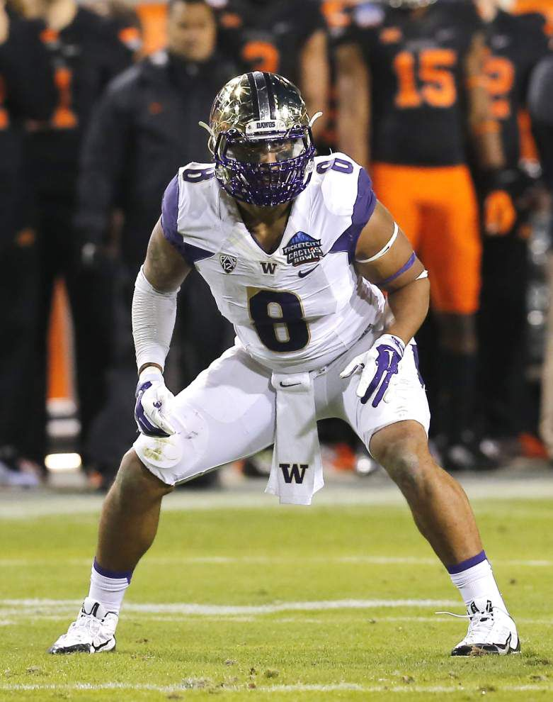 How do you say his name? What does it mean? 10 things you probably don't know about new Saints linebacker Hau'oli Kikaha _lowres