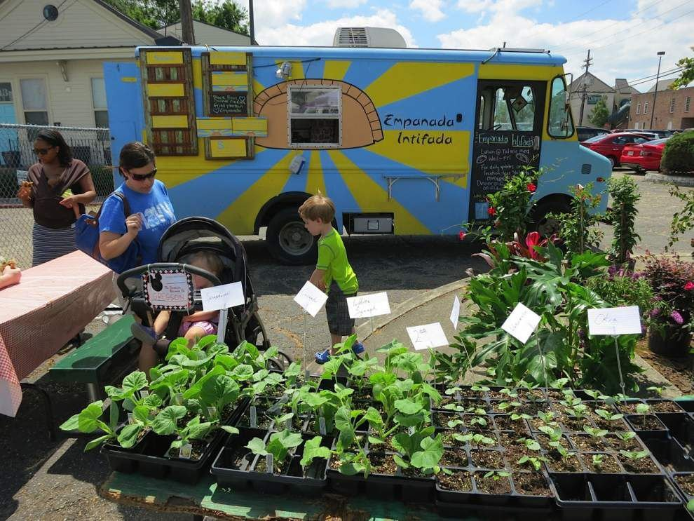 Chefs load farmers market 'Green Plate' with seasonal temptations _lowres