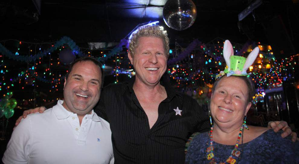 Steven Forster's Party Central: Krewe of Satyricon's Chris Owens Easter Party _lowres