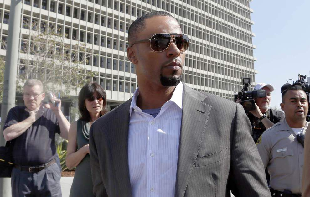Graphic details emerge from friend of woman allegedly raped by Darren Sharper in New Orleans: 'She was disoriented. It was very strange' _lowres
