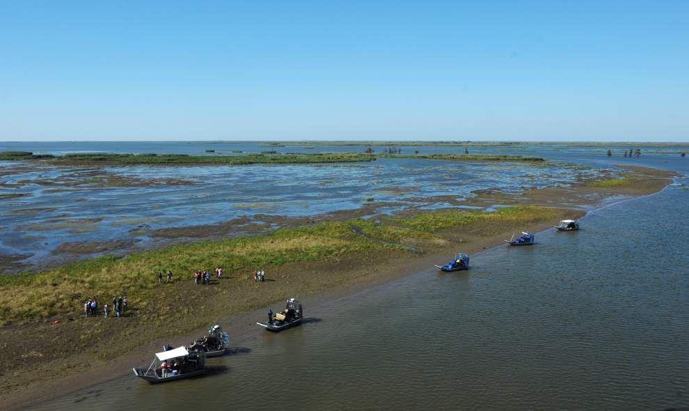 Industry leaders pan settlement in coastal restoration _lowres