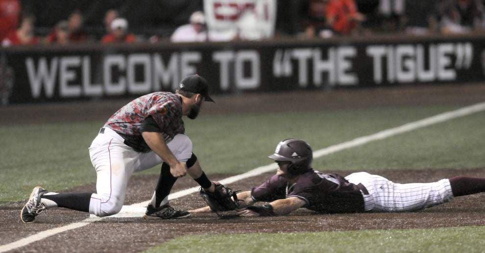 Photos: Lafayette Regional NCAA baseball tournament _lowres