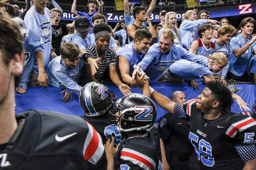 Photos: LHSAA Prep Championships - Zachary, Lutcher, Neville take titles _lowres