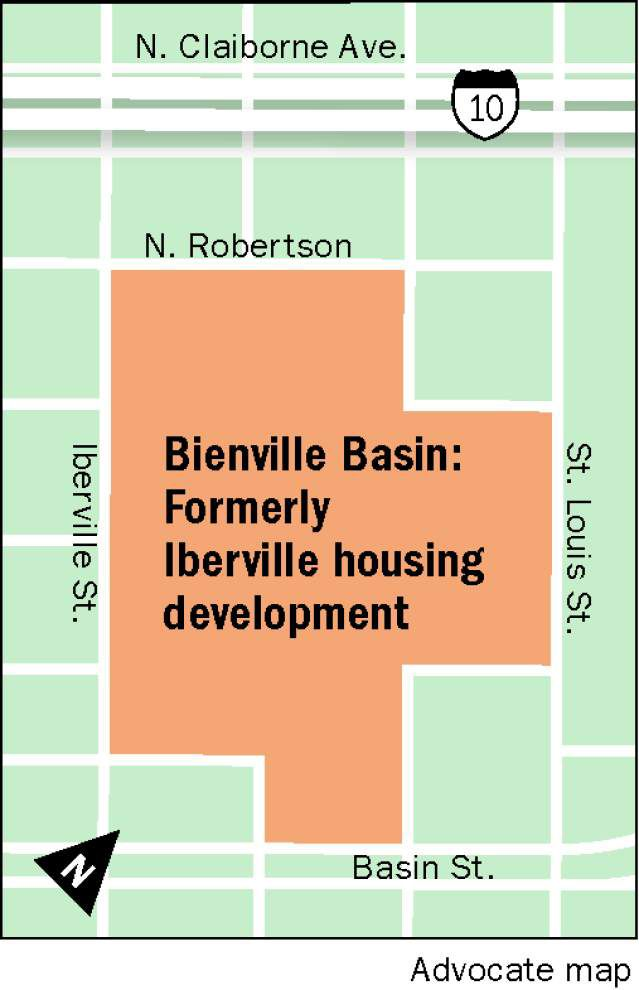 More evidence uncovers Iberville redevelopment work intended for disadvantaged firms went to white male-owned companies _lowres