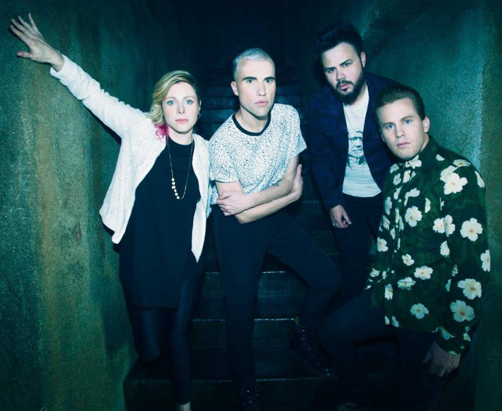 Neon Trees to play Dixie Landin'/Blue Bayou on Saturday _lowres