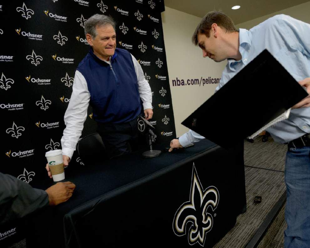 Lewis: Saints stumbling out of the blocks in critical offseason _lowres