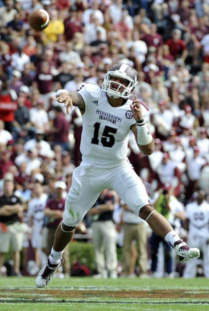 Dak Prescott steps to the forefront at Mississippi State _lowres