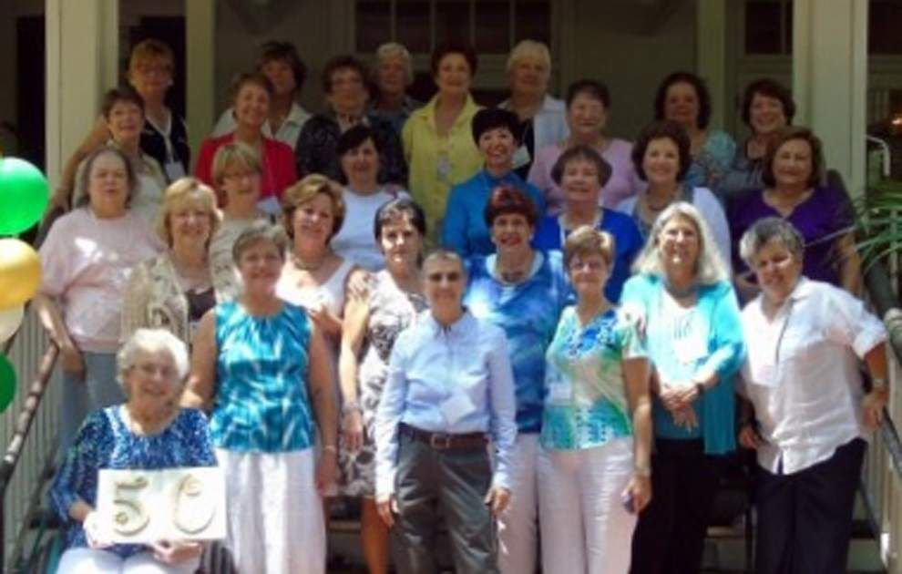 St. Stephen's High class of 1965 reunion _lowres