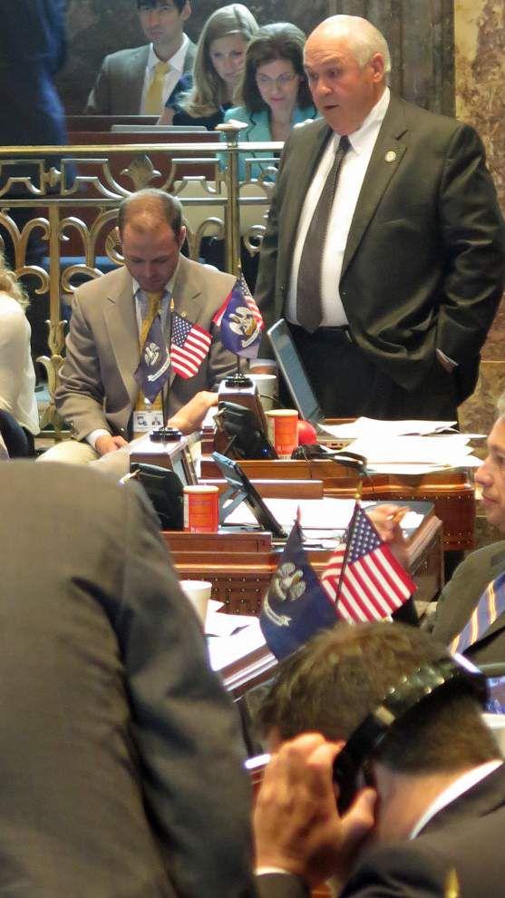 EBR schools overhaul legislation clears Senate _lowres