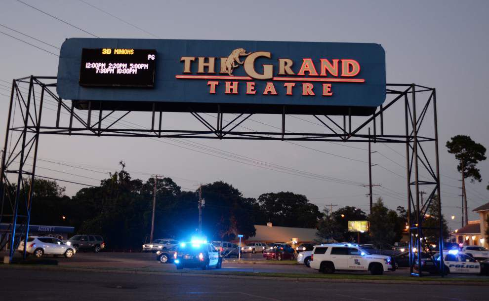 Photos: Scenes from the Grand 16 Theatre shooting in Lafayette _lowres