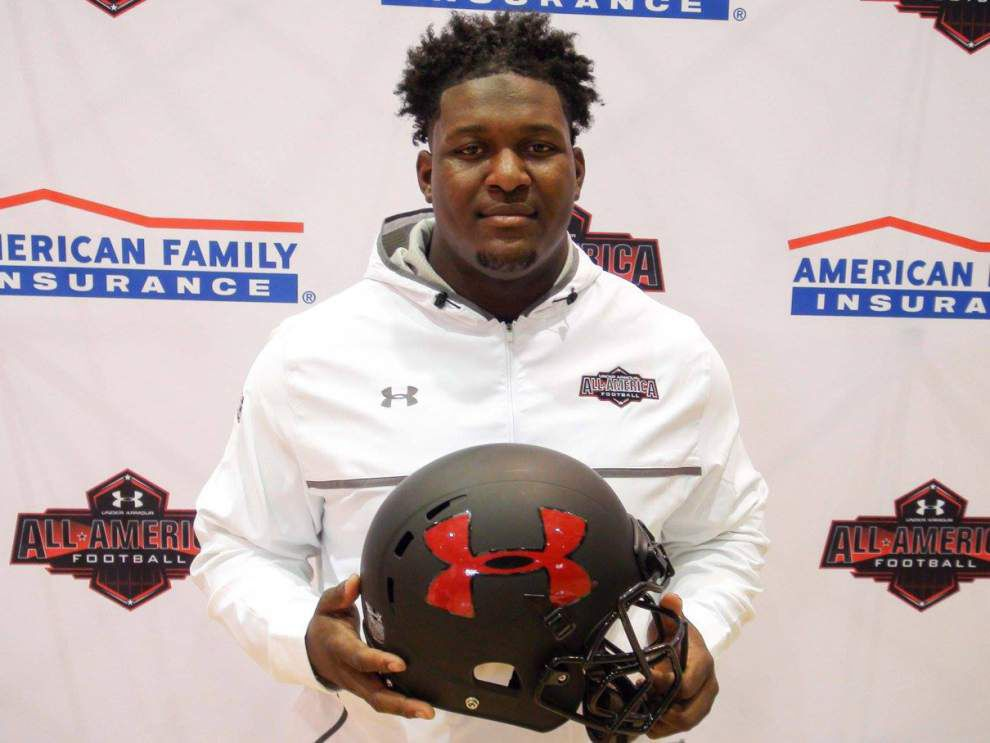 St. Thomas Aquinas senior to play in Under Armour All-America game _lowres