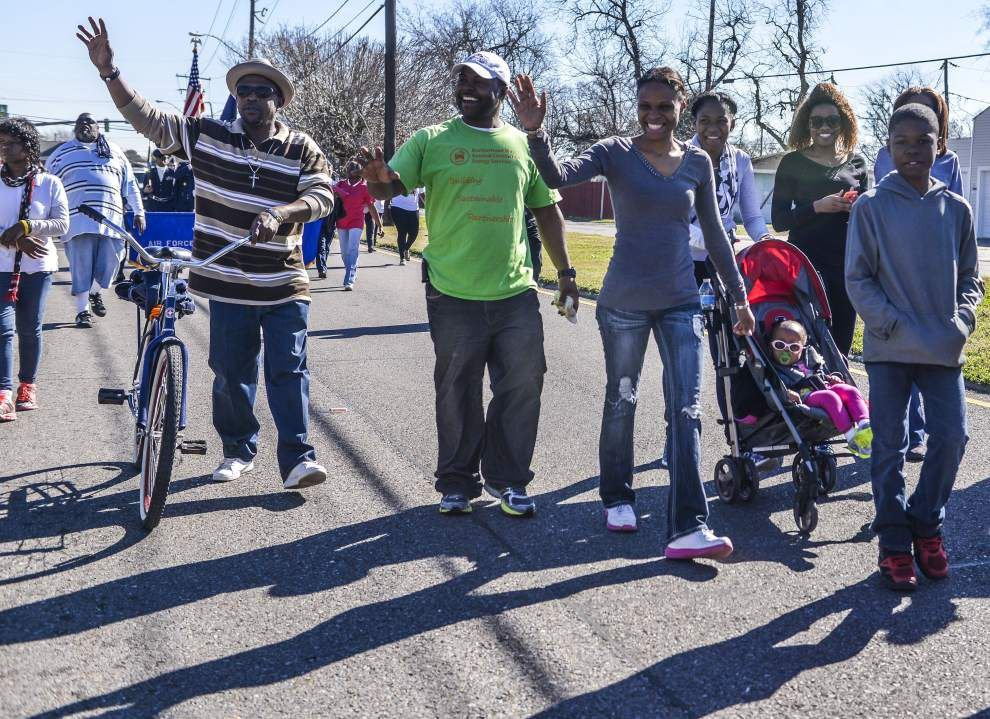 Photos: Martin Luther King Jr. holiday in New Orleans marked with speeches, marches _lowres