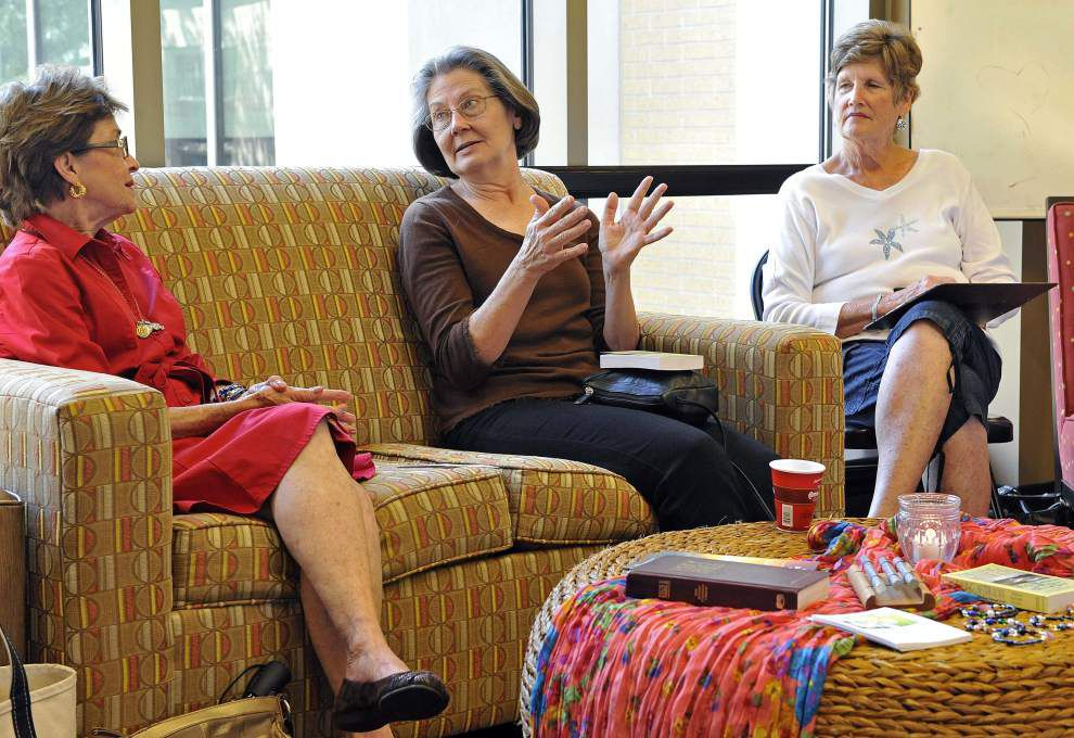 Church group helps widows cope after spouse's death with spiritual, social support _lowres