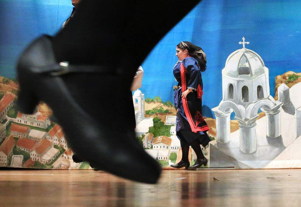 With food, music and dancing, fest celebrates all things Greek _lowres