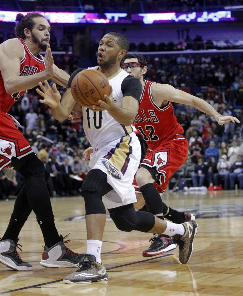 Pelicans being cautious with Anthony Davis injury _lowres