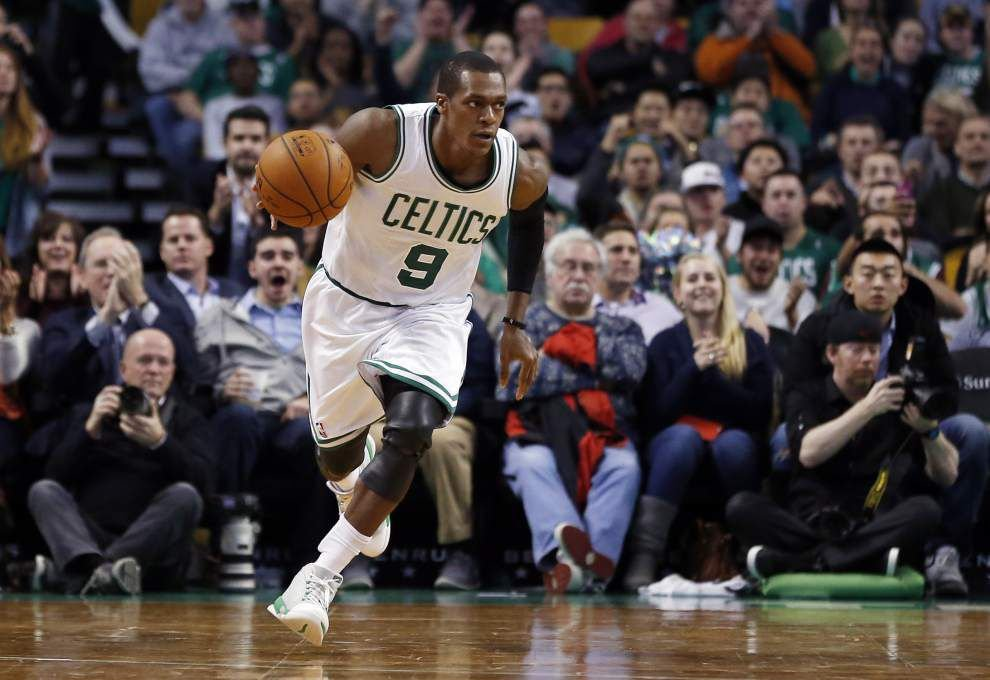 Transition game: Rondo heading to Mavs _lowres