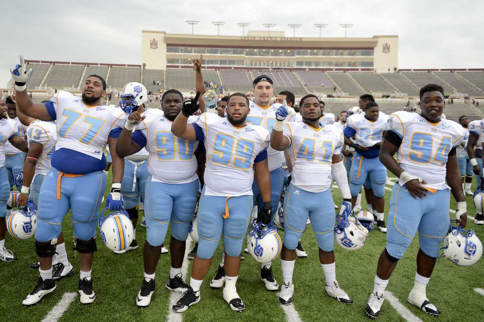 Podcast: The Southern University football team is rounding into championship form again _lowres