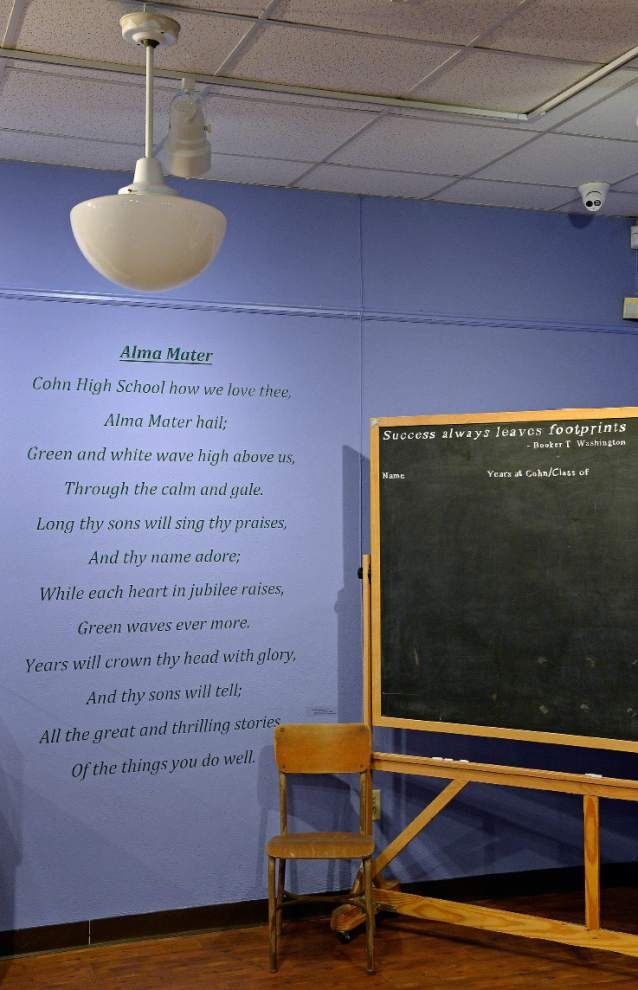West Baton Rouge Museum honors pre-integrationhigh school built for African-Americans _lowres