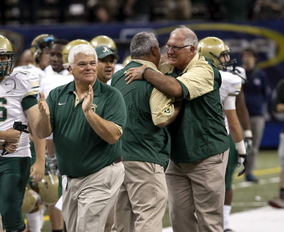Dominant defense gives Acadiana another Class 5A state title, this time with a 23-7 win over Destrehan _lowres
