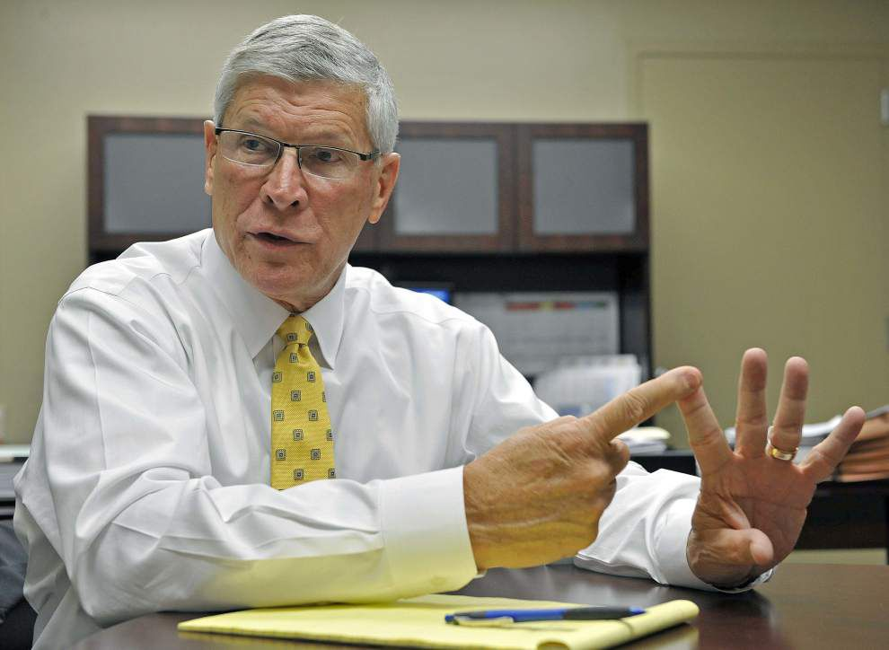 Warren Drake wants good principals who can do the job, but doesn't want them burdened with new responsibilities _lowres