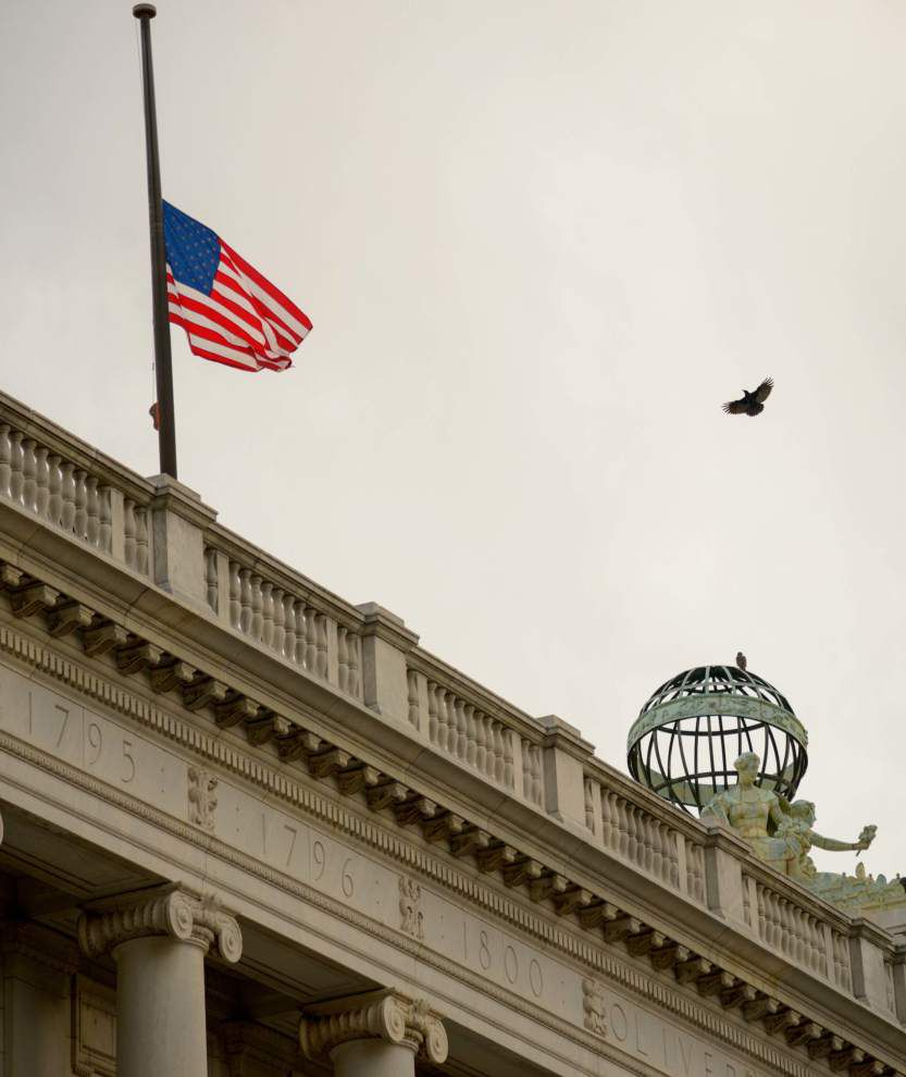 Photos: Appeals Courthouse in New Orleans has been designated a National Historic Landmark _lowres