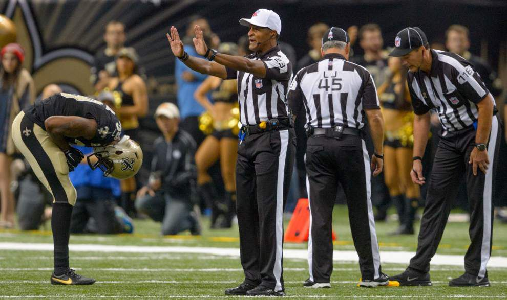 Nick Underhill: Plenty of reasons for Brandon Browner outburst, Saints' frustration as pursuit of winning record continues _lowres