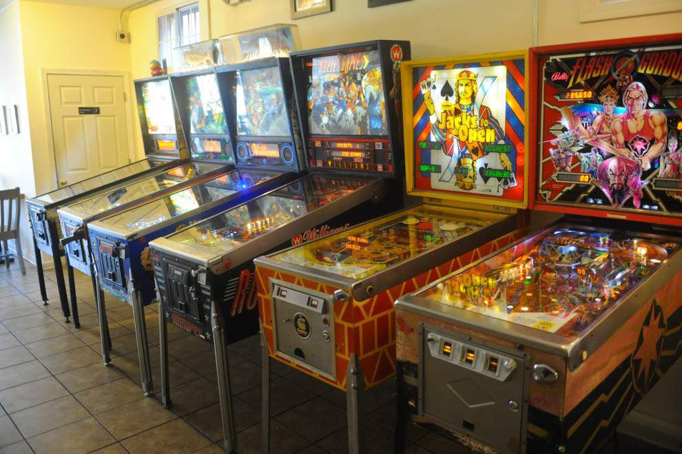 Kebab unveils Mystic Krewe Pinball Parlor, combines the best of falafel and silver ball on St. Claude _lowres
