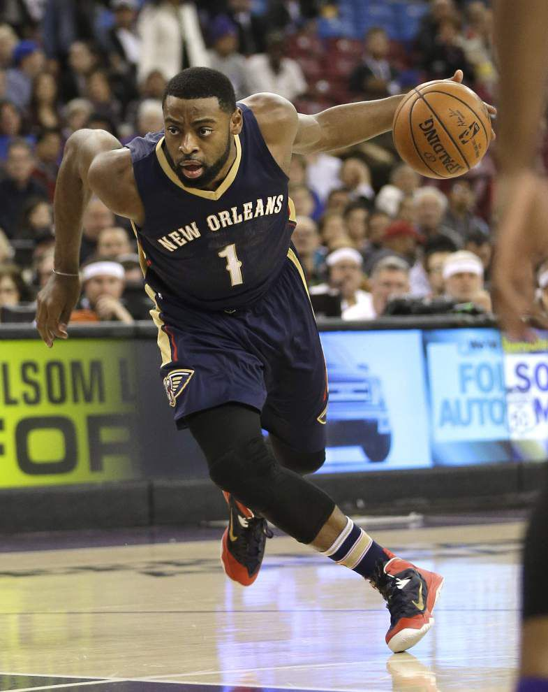 Injuries KO Pelicans' expectations for season _lowres