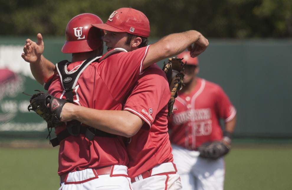 Cajuns' Dylan Moore lands more freshman All-America honors _lowres