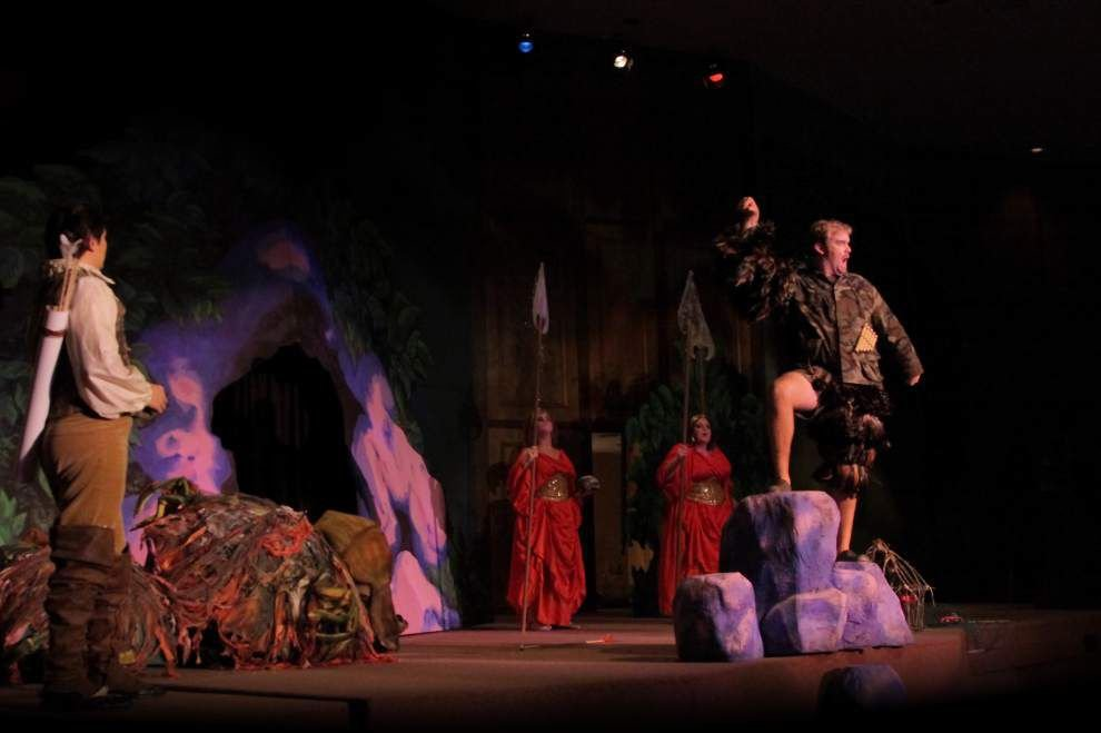 Making 'Magic': Opéra Louisiana reaches out to youth with Mozart production _lowres