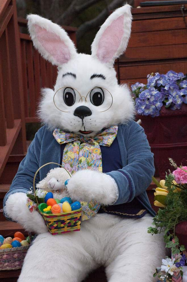 Special- needs kids can get photos with the Caring Bunny _lowres