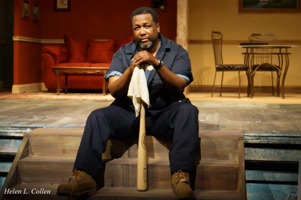 In 'Brothers from the Bottom,' actor Wendell Pierce continues his art-driven activism _lowres