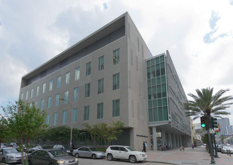 New Orleans business incubator gives life sciences companies a place to grow _lowres