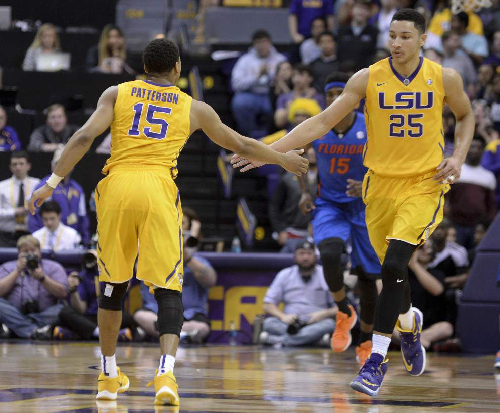 LSU in hunt for double bye in SEC tournament, could still land share of regular-season title _lowres