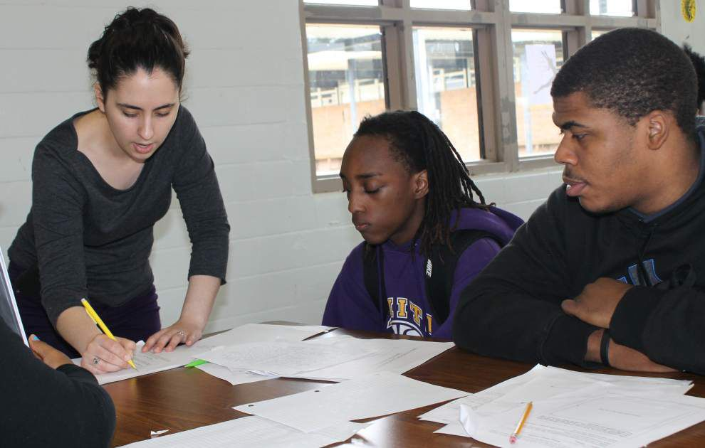Writing blitz program helps Amite students _lowres