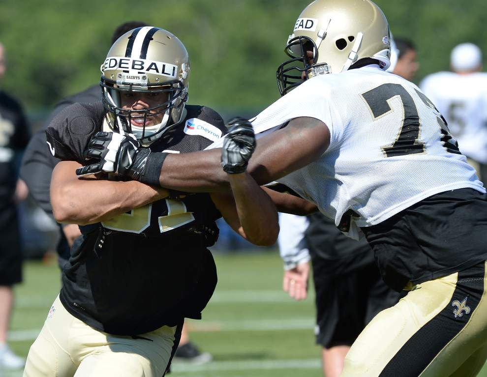 Saints OT Terron Armstead may not be under the radar much longer _lowres