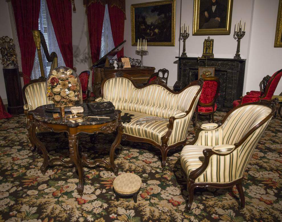 Take a peek inside reopening of 1850 House Museum in French Quarter _lowres