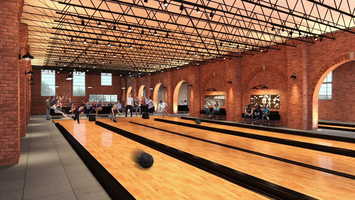 Bowling alley, pizza parlor, microbrewery among cool