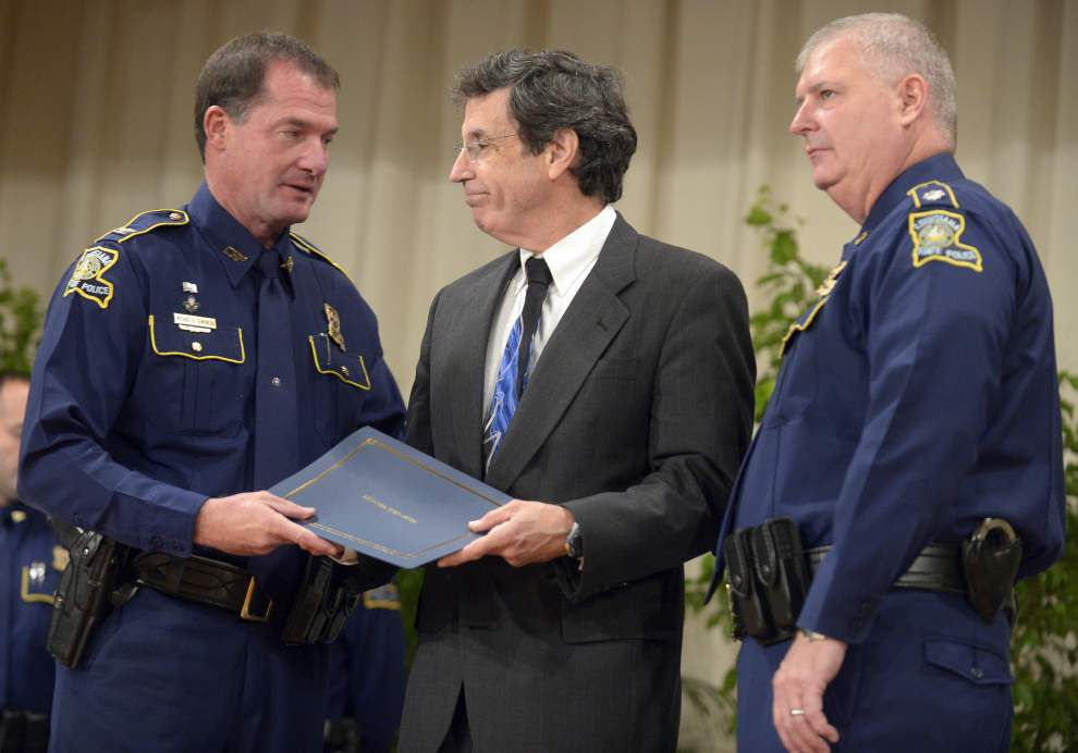State Police honors acts of bravery at Thursday ceremony _lowres