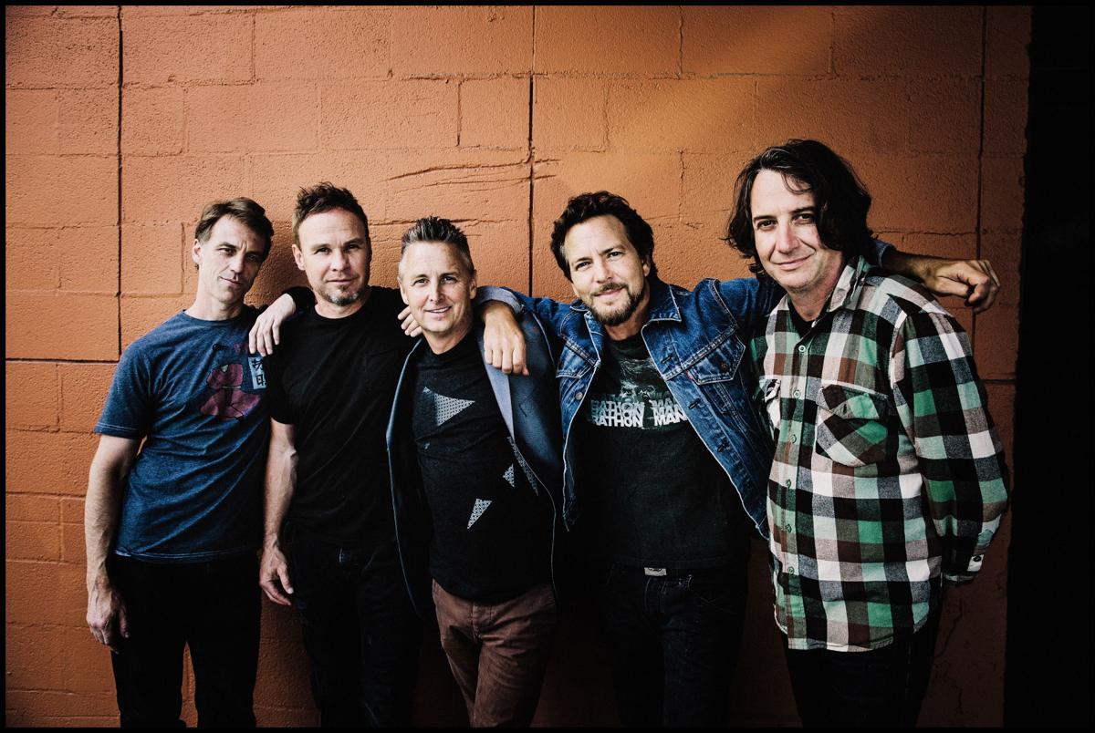 Pearl Jam press photo 2020