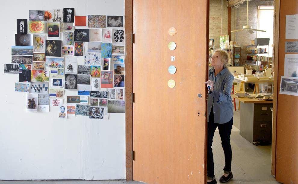Mid-City Art complex sets open-studio day Saturday, Nov. 14 _lowres